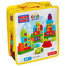 Mega Bloks First Builders ABC Spell Building Set