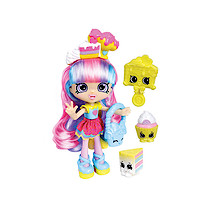 Shopkins Shoppies 15cm Rainbow Kate Doll