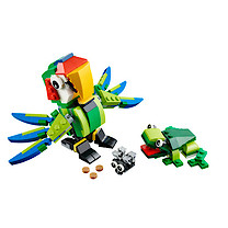 Lego Creator 3in1 Rainforest Animals - 31031
