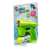 Addo Bubble Blaster Blue or Green (Colours vary)