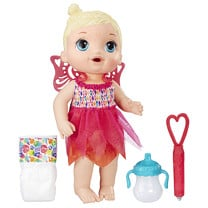 Baby Alive Face Paint Fairy - Blonde Hair