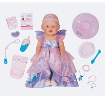 Baby Born Wonderland Fairy Rider doll