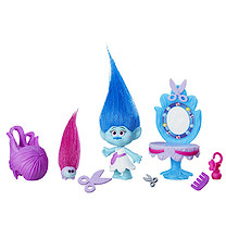 DreamWorks Trolls Maddy's Hair studio Figure Set