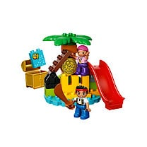Lego Duplo Jake and the Never Land Pirates Treasure - 10604