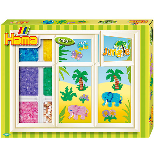 Hama Beads Jungle Activity Set