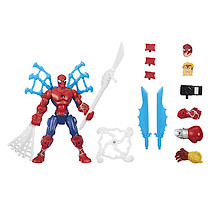 Marvel Super Hero Mashers Feature Spider-Man Action Figure