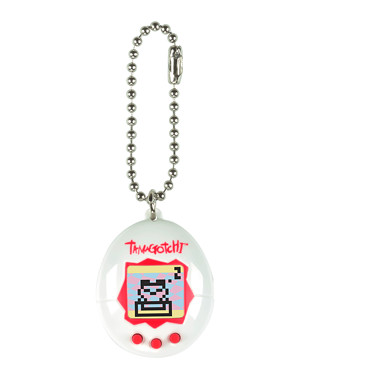 Tamagotchi - White And Red