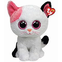 Ty Beanie Boo Buddy - Muffin the Cat Soft Toy