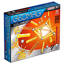 Geomag Color Magnetic Construction Set - 30 Pieces
