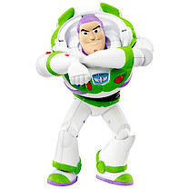 Toy Story Laser Action Buzz Lightyear Figure