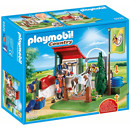 Playmobil 6929 Country Horse Grooming Station with Functional Water Pump