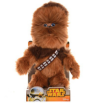 Star Wars 19cm Chewbacca Soft Toy