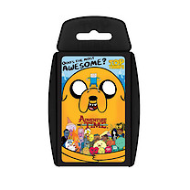 Top Trumps Adventure Time Cards