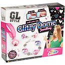 Grafix GL Style Make Your Own Glitzy Dome Jewellery