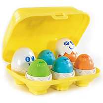 Tomy - Hide 'n' Squeak Eggs