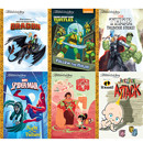 A Treasure Cove Story Heroes Book Bundle (6 Books)