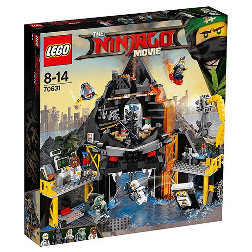 LEGO The Ninjago Movie Garmadon's Volcano Lair - 70631