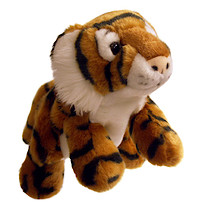 Full Bodied Tiger Puppet