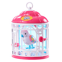 Secret Songbirds Bird Cage - Angie