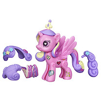 My Little Pony Pop Theme Pack - Cadance Style Kit