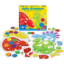 Dotty Dinosaurs Matching Game