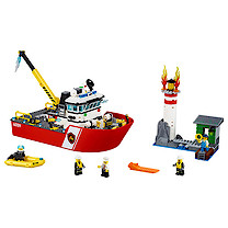 LEGO City Fire Boat - 60109