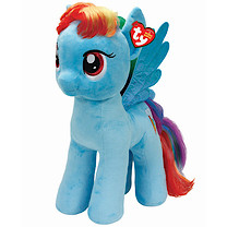 Ty My Little Pony Large Rainbow Dash Soft Toy