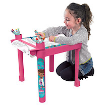 Doc McStuffins Colouring Table