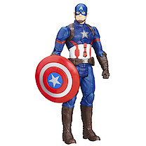 Marvel Captain America: Civil War Titan Hero Series Electronic Figure