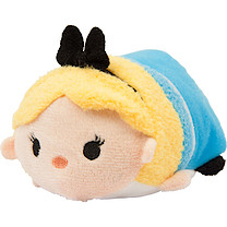 Disney Tsum Tsum 9.7cm Soft Toy - Alice