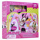 Disney Minnie Mouse Foam Puzzle - 25 Pieces