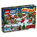 LEGO City Advent Calendar - 60133