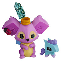 Animal Jam Cool Koala Figure with Pet Pony