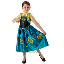 Disney Frozen Fever Anna Dress - Medium (Age 5-6)