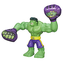 Playskool Heroes Marvel Super Hero Adventures Kapow Figure - Hulk