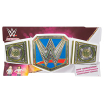 WWE® Smackdown Women's Championship Title Belt