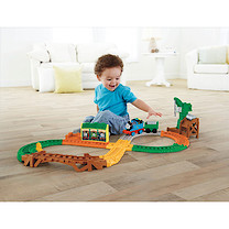 Fisher-Price Thomas & Friends All Around Sodor Interactive Train Set