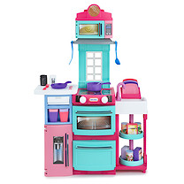 Little Tikes Cook 'n Store Kitchen Pink