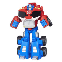 Playskool Heroes Transformers Rescue Bots - Red Optimus Prime