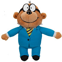 Danger Mouse Soft Toy - Penfold