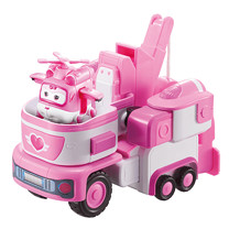 Super Wings Deluxe Transforming Vehicles - Dizzy