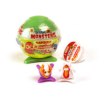 Star Monsters Series 1 Giant Capsule Two Pack