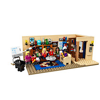 Lego Ideas The Big Bang Theory Set - 21302