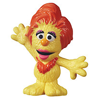 Playskool Sesame Street The Furchester Hotel Funella Figure