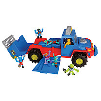 Mutant Mania Mutant Masher Vehicle