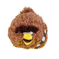 Angry Birds Star Wars Giant 30cm Soft Toy - Chewbacca