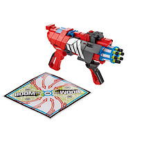 Boom Co Twisted Spinner Blaster With 8 Smart Stick Darts