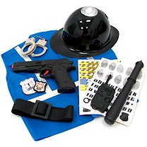 Jacks Police Dressing Up Activity Box (Age 5-7)