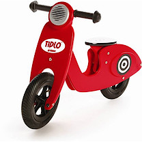 Tidlo Red Balance Scooter