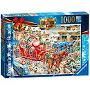 Ravensburger The Christmas Farm Jigsaw Puzzle